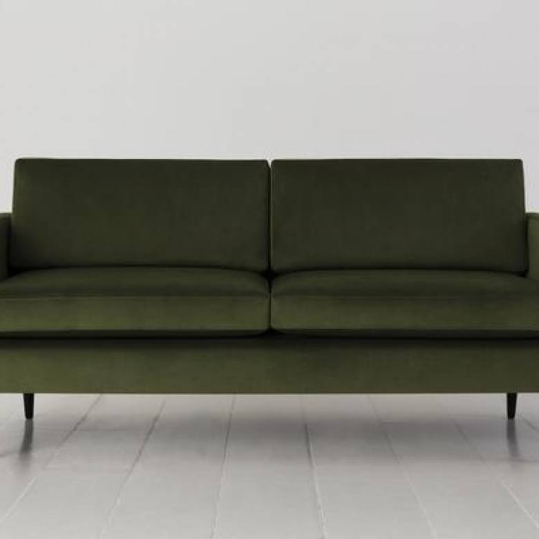 Swyft - Model 01 - 2 Seater Sofa - Velvet VINE