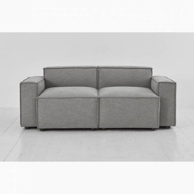 Swyft - Model 03 - 2 Seater Sofa - Linen Shadow