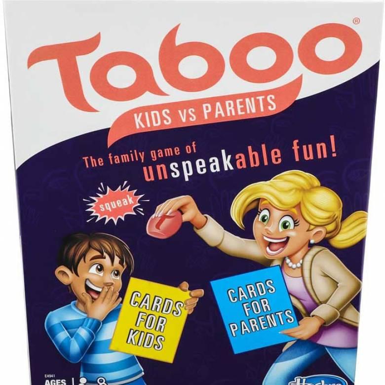Taboo Game 13+