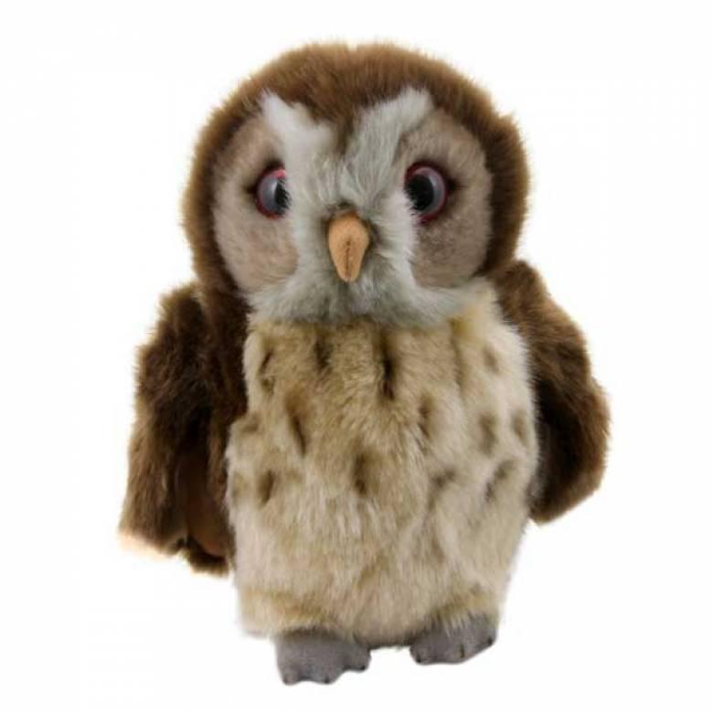 Owl Tawny Wilberry Woodland Soft Toy 22cm.