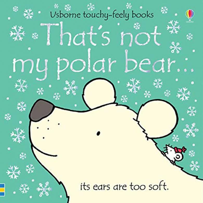 That's Not My Polar Bear - Board Book
