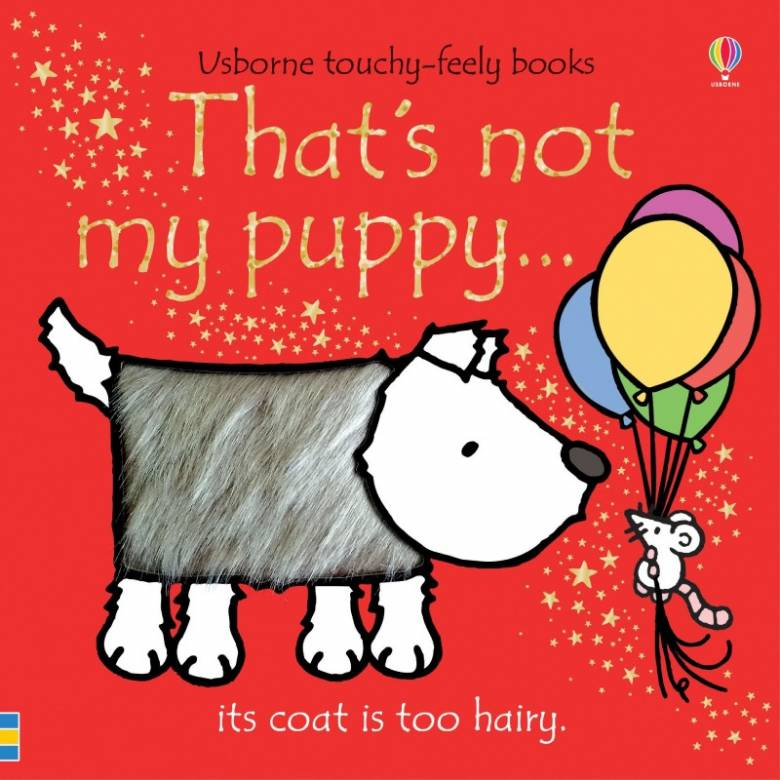 That's Not My Puppy - Touchy Feely Board Book