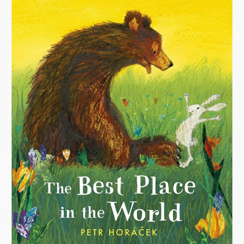 The Best Place In The World - Hardback Book