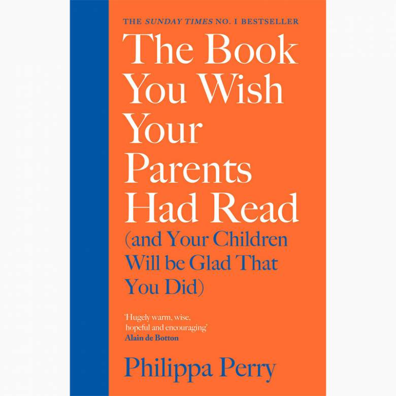 The Book You Wish Your Parents Had Read - Hardback Book