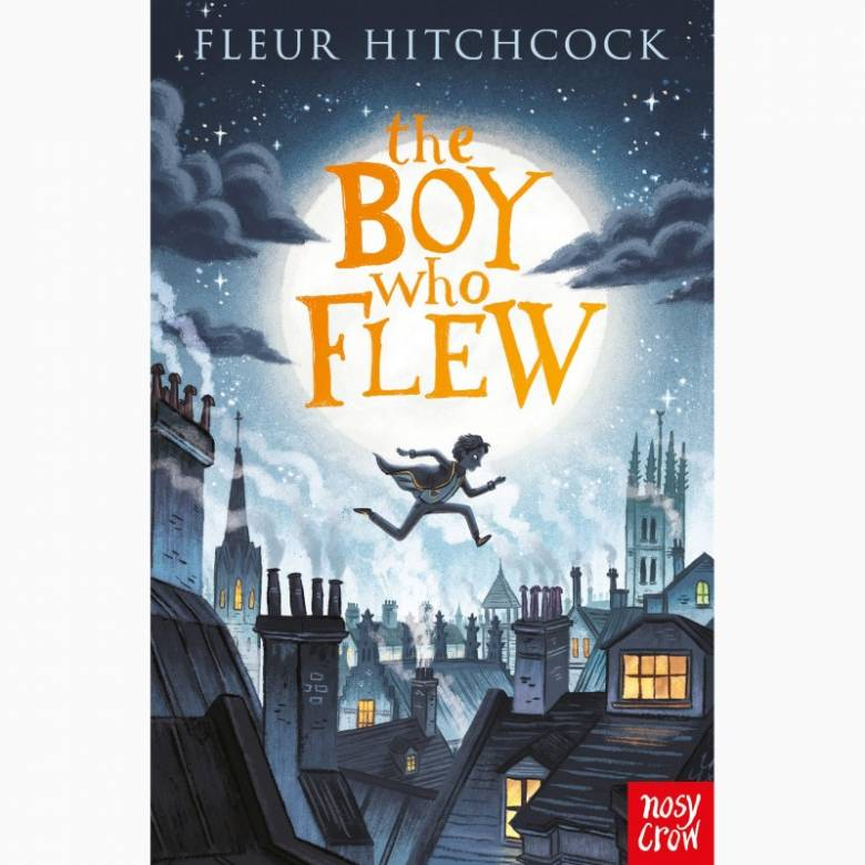 The Bow Who Flew - Paperback Book