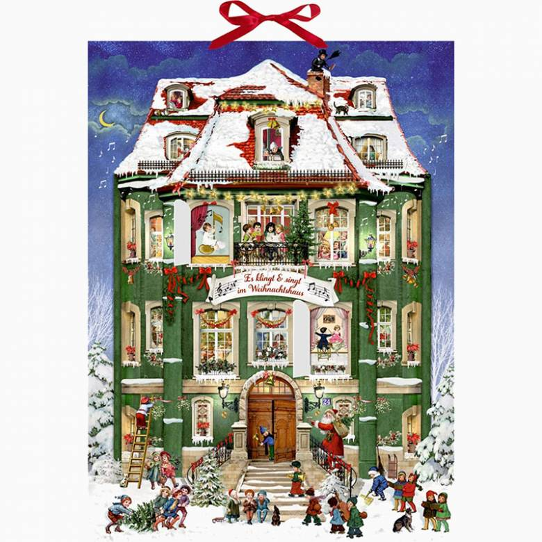 The Christmas Party Musical Christmas Advent Calendar