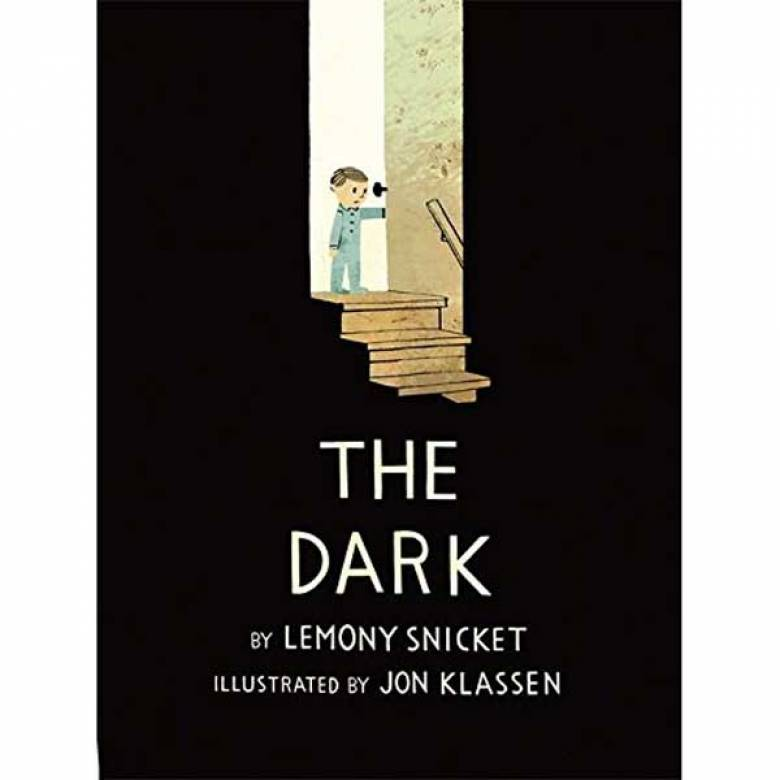 The Dark Paperback Book By Lemony Snicket
