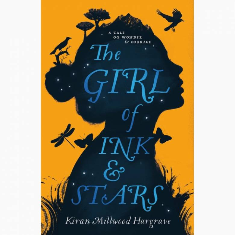 The Girl Of Ink And Stars - Paperback Book