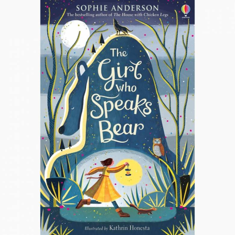 The Girl Who Speaks Bear - Paperback Book