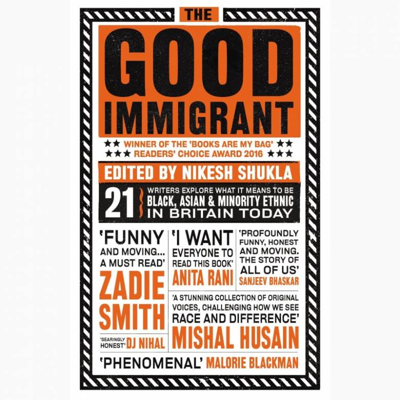 The Good Immigrant - Paperback Book