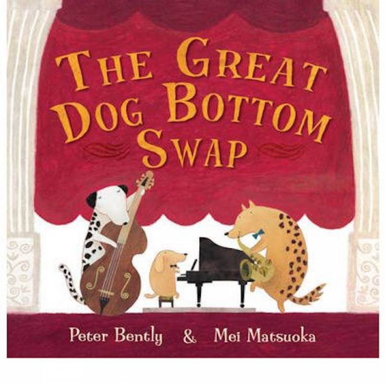 The Great Dog Bottom Swap Paperback Book