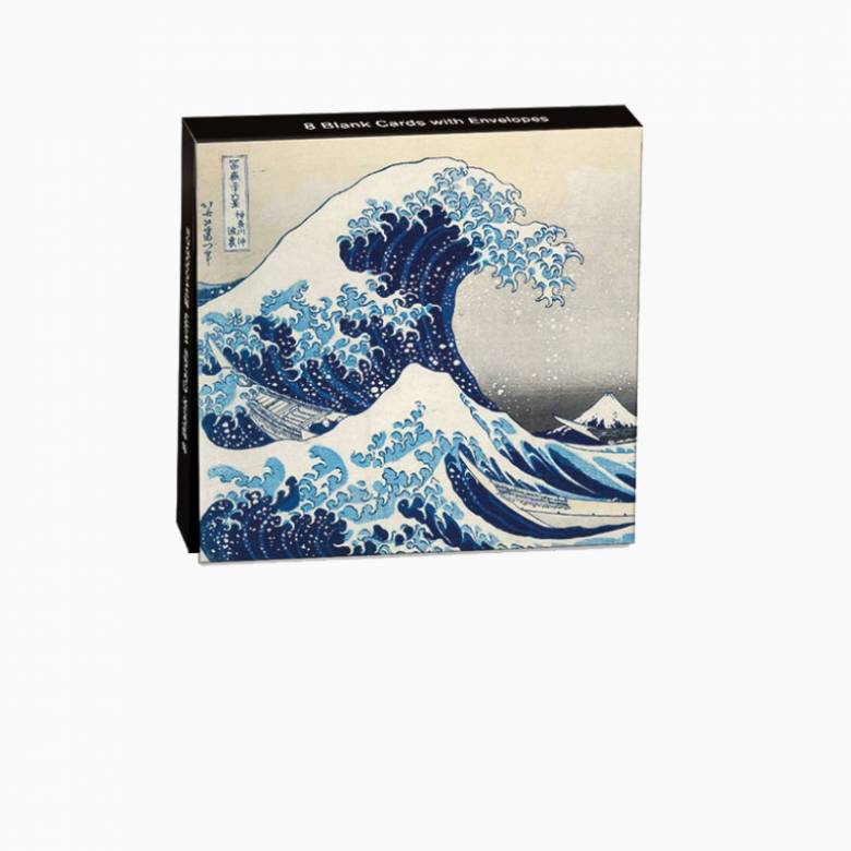 The Great Wave - Pack Of 8 Cards And Envelopes By M&G