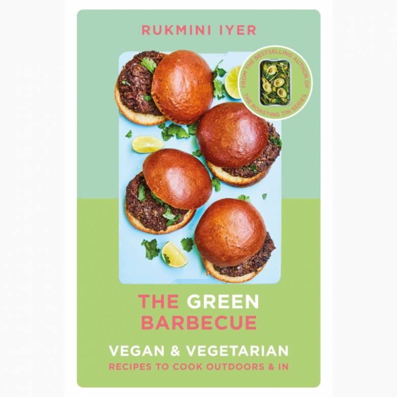 The Green Barbecue: Vegan & Vegetarian - Hardback Book