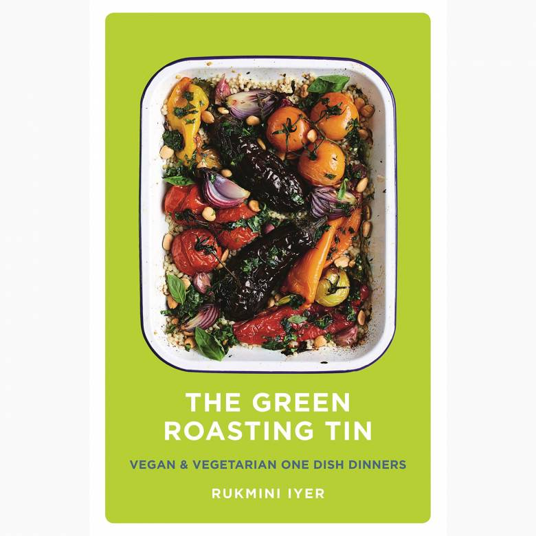 The Green Roasting Tin - Hardback Book