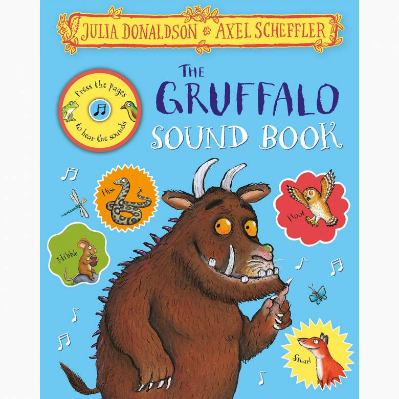 The Gruffalo - Sound Book
