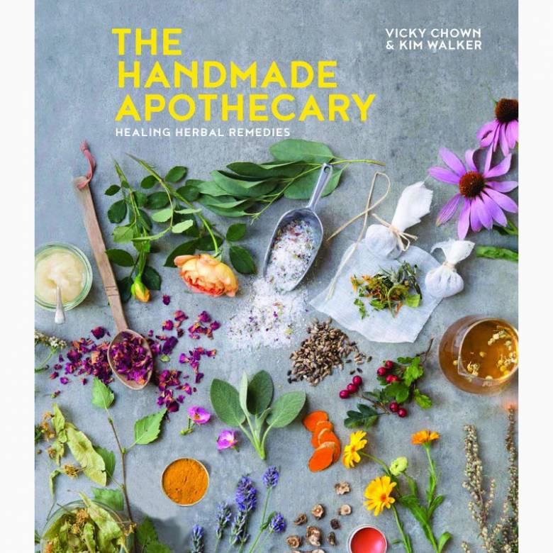 The Handmade Apothecary - Hardback Book