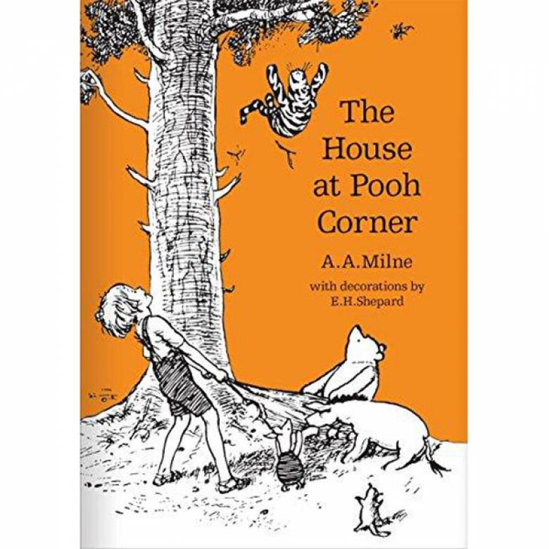 The House At Pooh Corner - Hardback Book