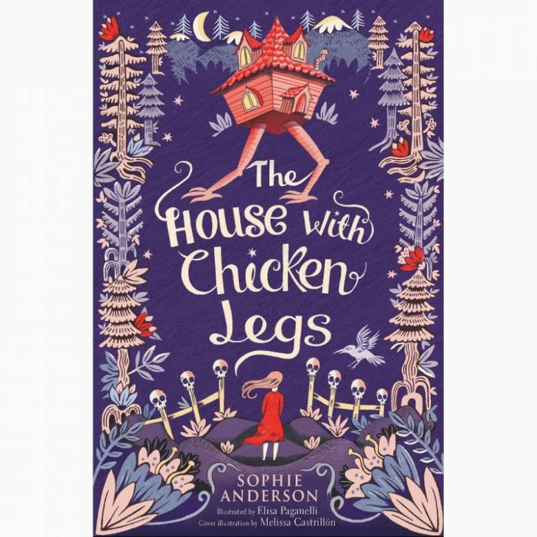 The House With Chicken Legs - Paperback Book