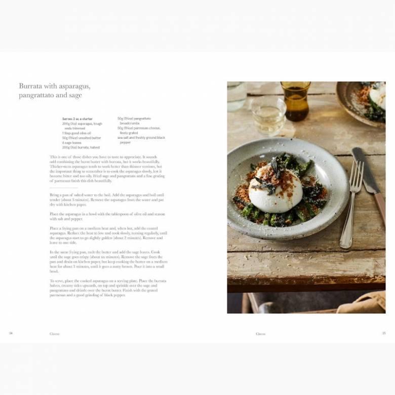 The Italian Deli Cookbook By Theo Randall - Hardback Book