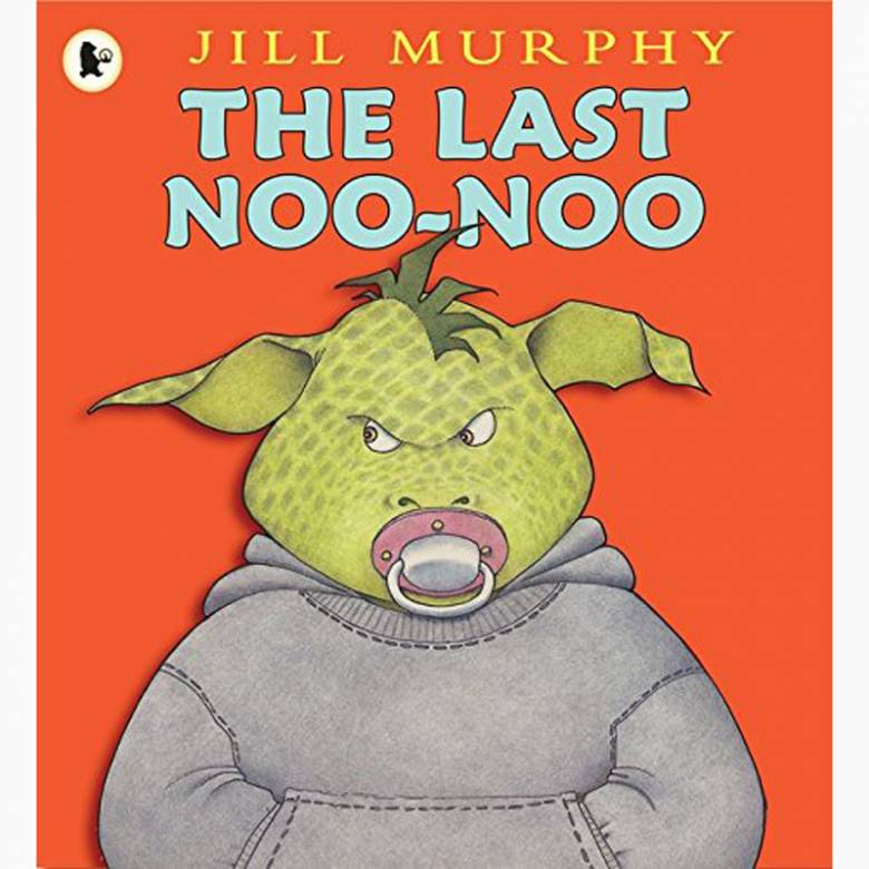 The Last Noo Noo - Paperback Book