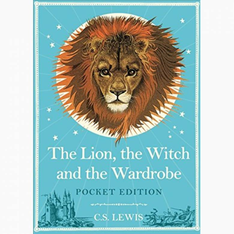 The Lion, The Witch & The Wardrobe - Pocket Hardback Book