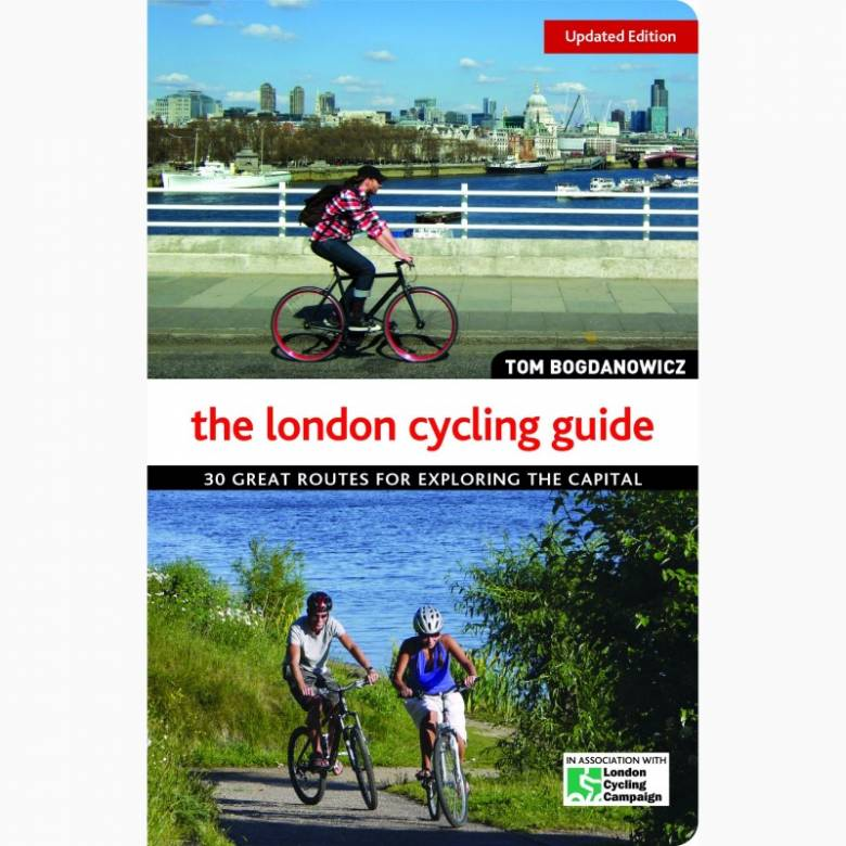 The London Cycling Guide - Paperback Book