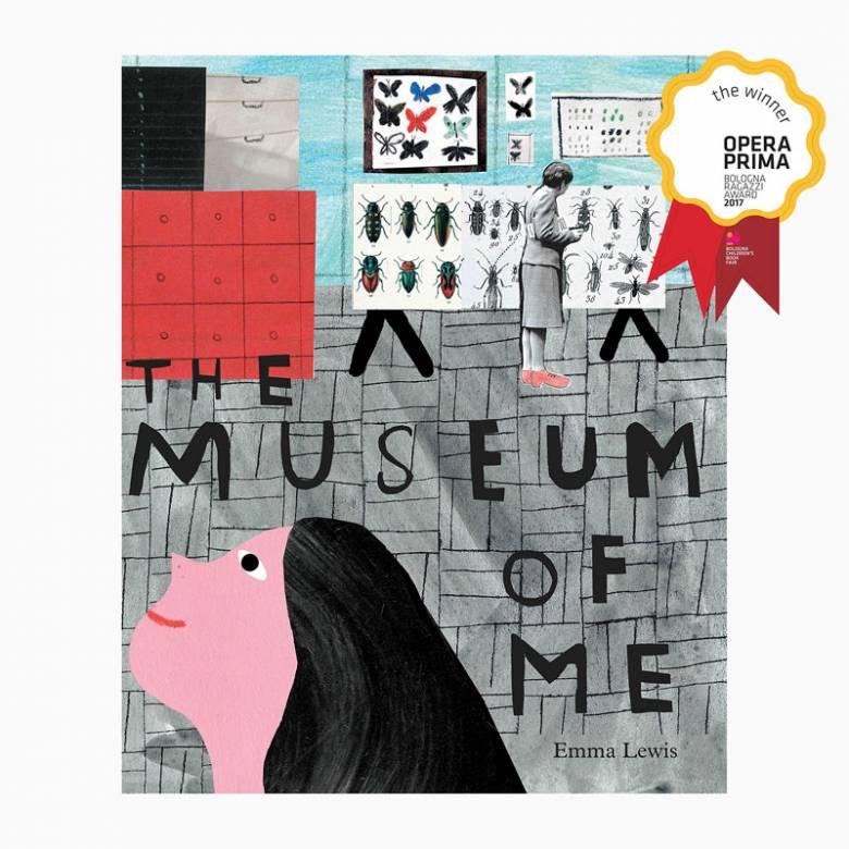 Museum Of Me - Hardback Book