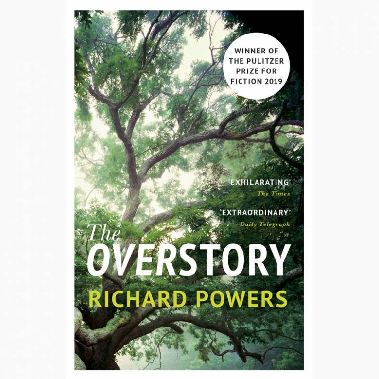 The Overstory - Paperback Book