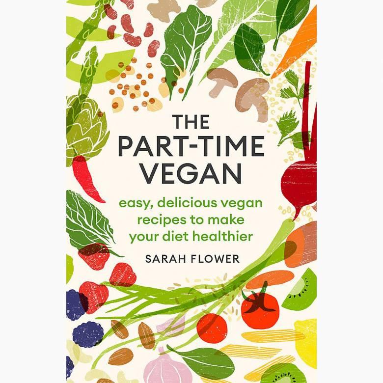 The Part Time Vegan - Paperback Book
