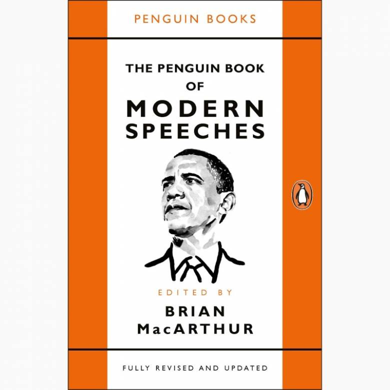 The Penguin Book Of Modern Speeches - Paperback Book