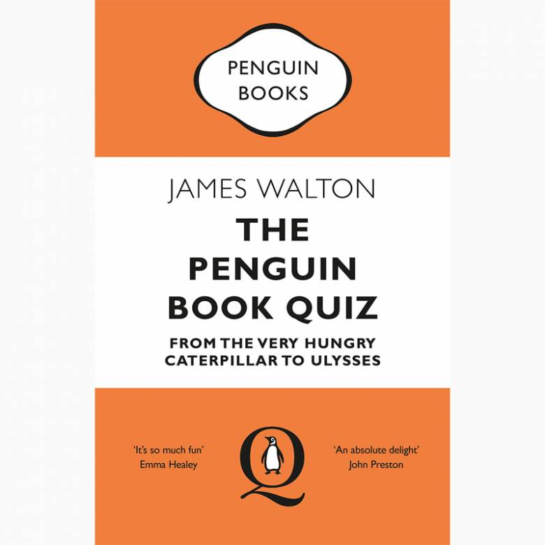 The Penguin Book Quiz - Paperback Book