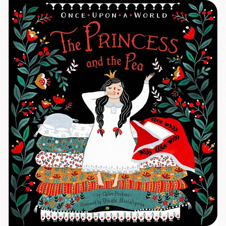The Princess And The Pea - Board Book