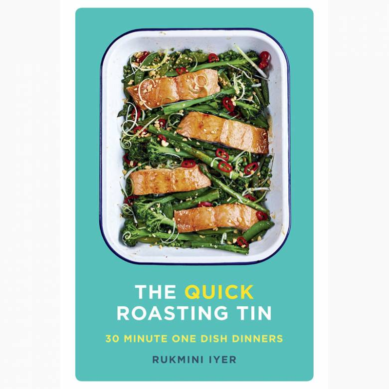 The Quick Roasting Tin - Hardback Book