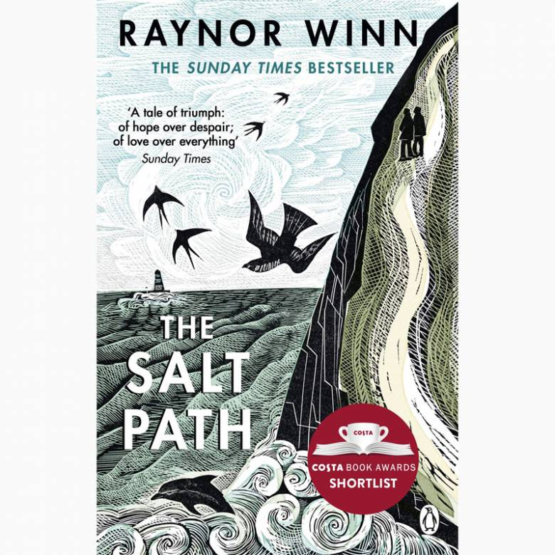 The Salt Path - Paperback Book