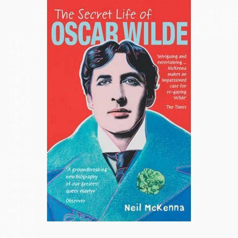The Secret Life Of Oscar Wilde - Paperback Book