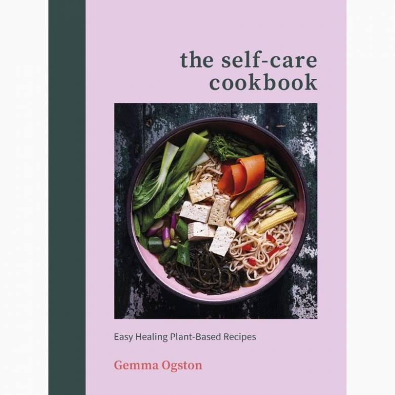 The Self-Care Cookbook - Hardback Book