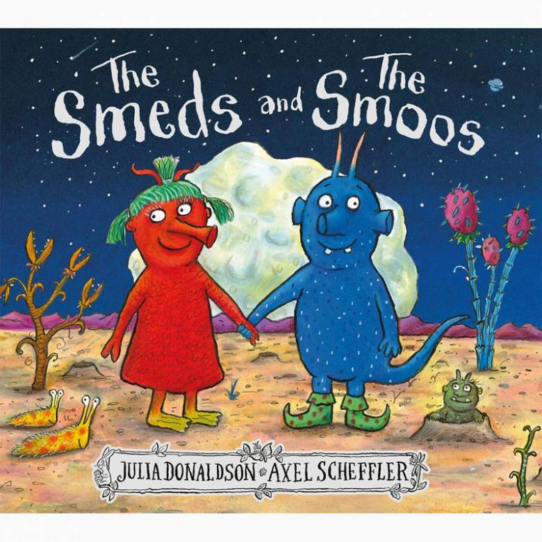 The Smeds and the Smoos - Hardback Book