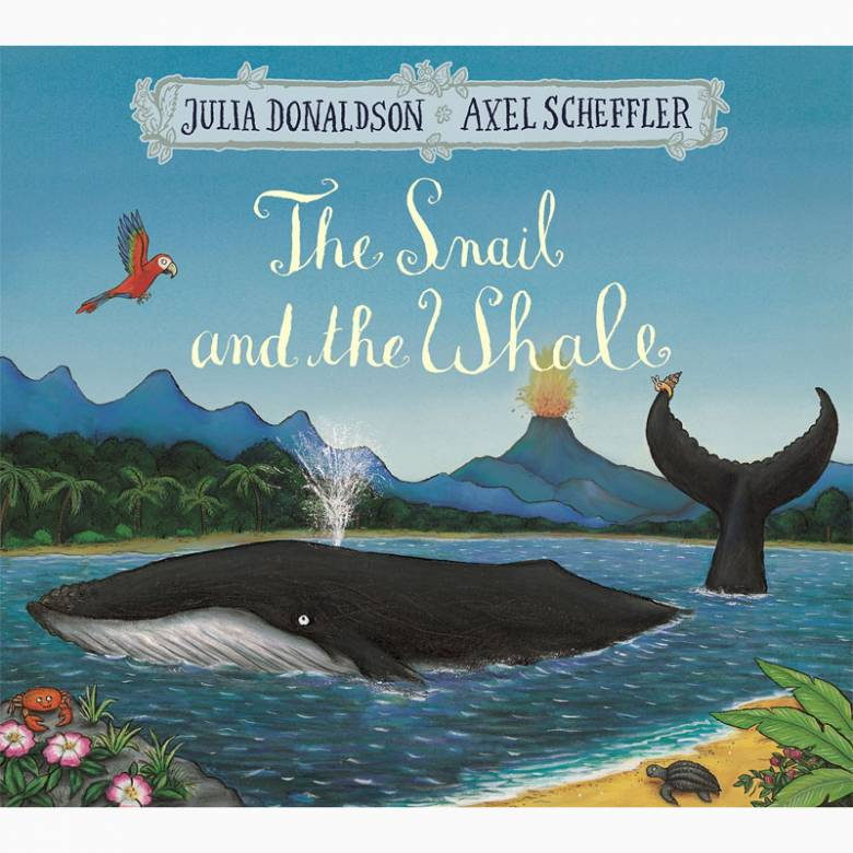 The Snail And The Whale - Paperback Book