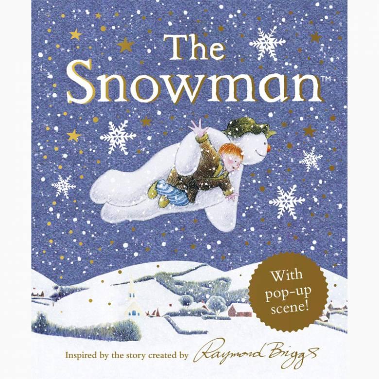 The Snowman - Pop-Up Board Book