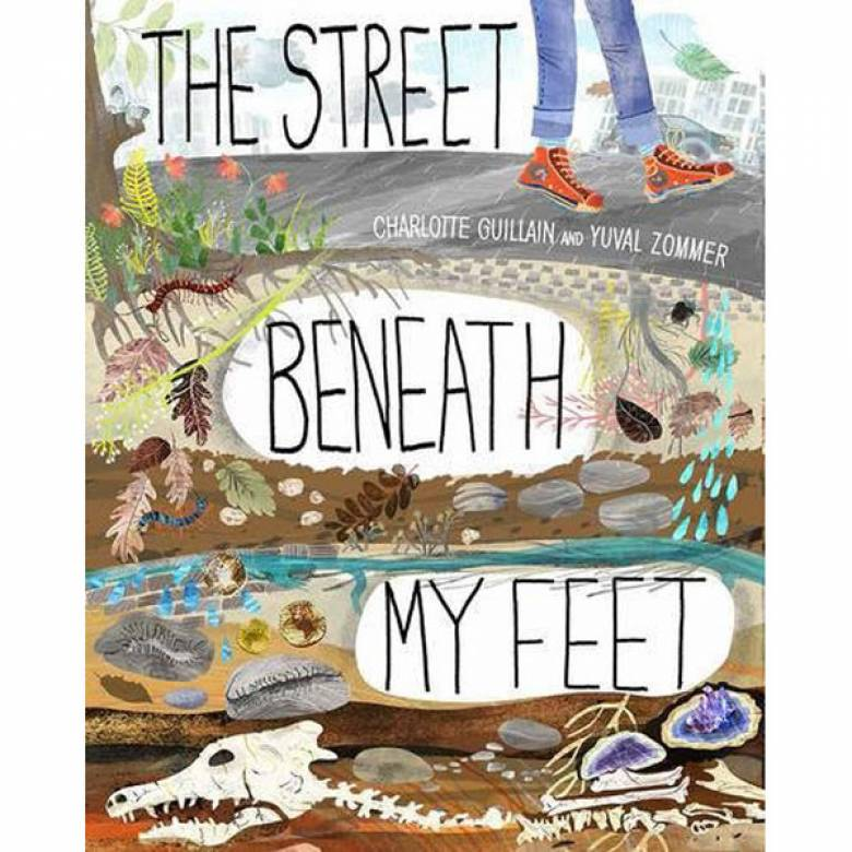 The Street Beneath My Feet Hardback Book