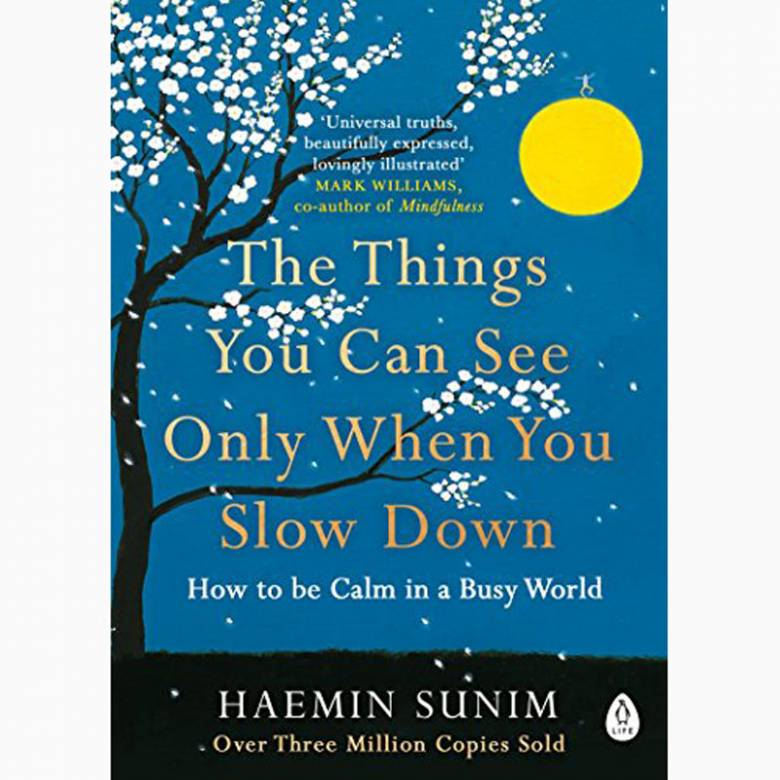 Things You Can See Only When You Slow Down - Paperback Book