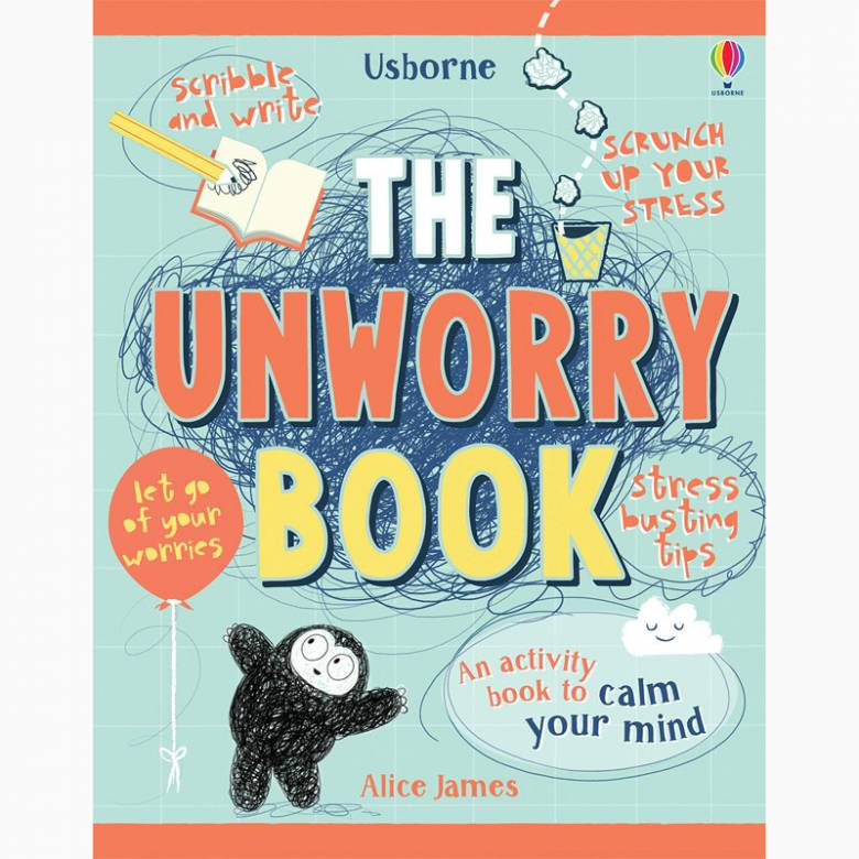 The Unworry Book - Hardback Book