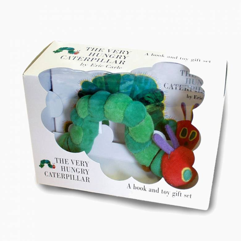 The Very Hungry Caterpillar Book And Soft Toy Set