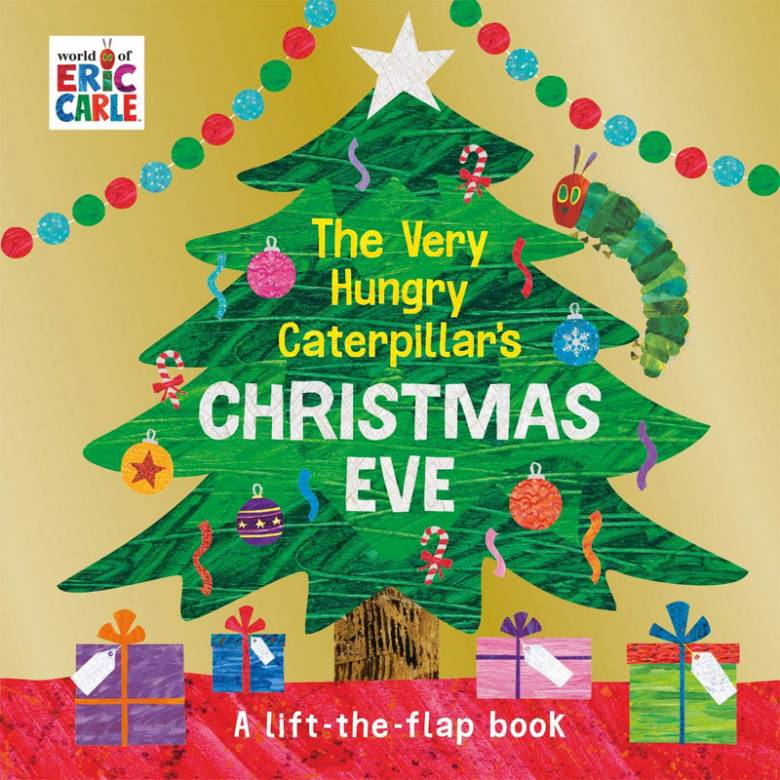 The Very Hungry Caterpillar's Christmas Eve - Board Book
