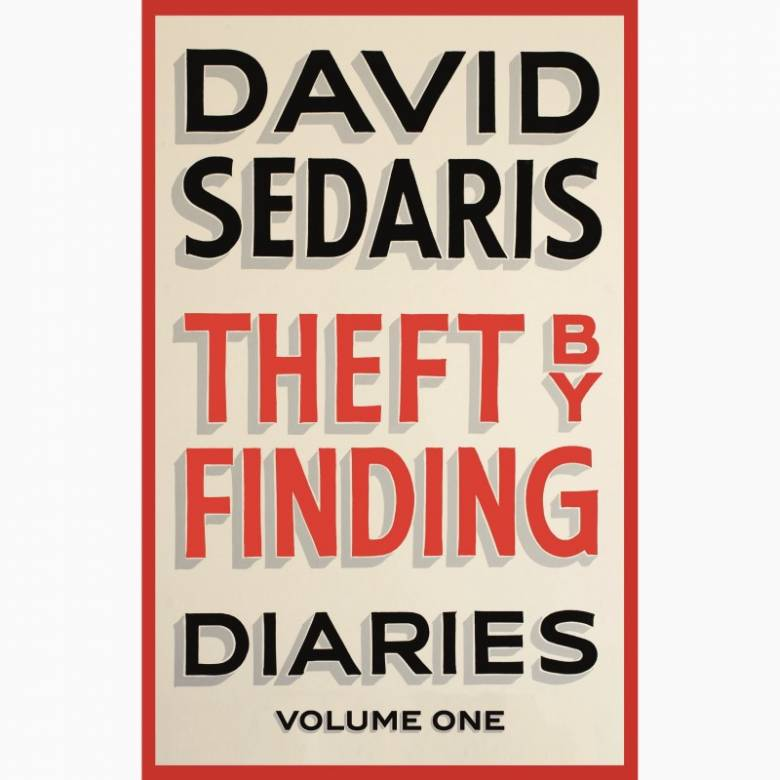 Theft by Finding: Diaries: Volume One - Paperback Book