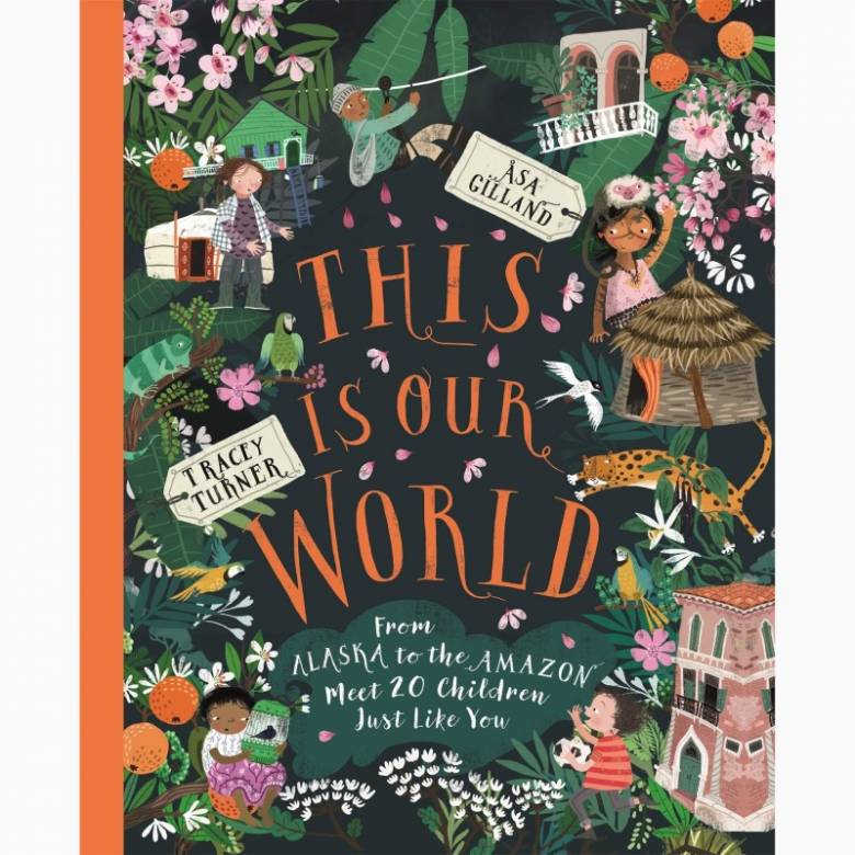 This Is Our World - Hardback Book