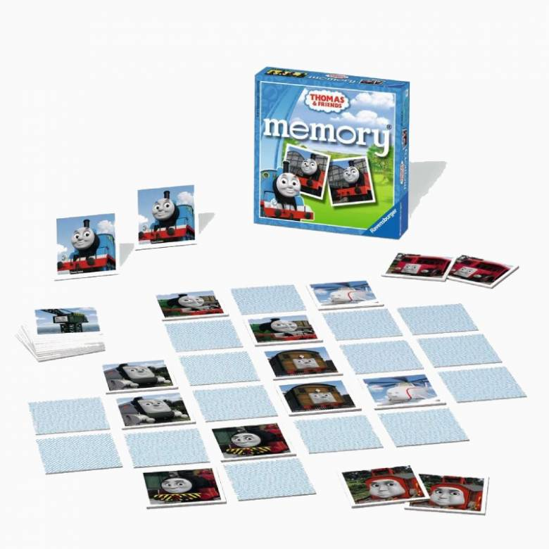 Thomas & Friends Mini Memory Matching Game 3+