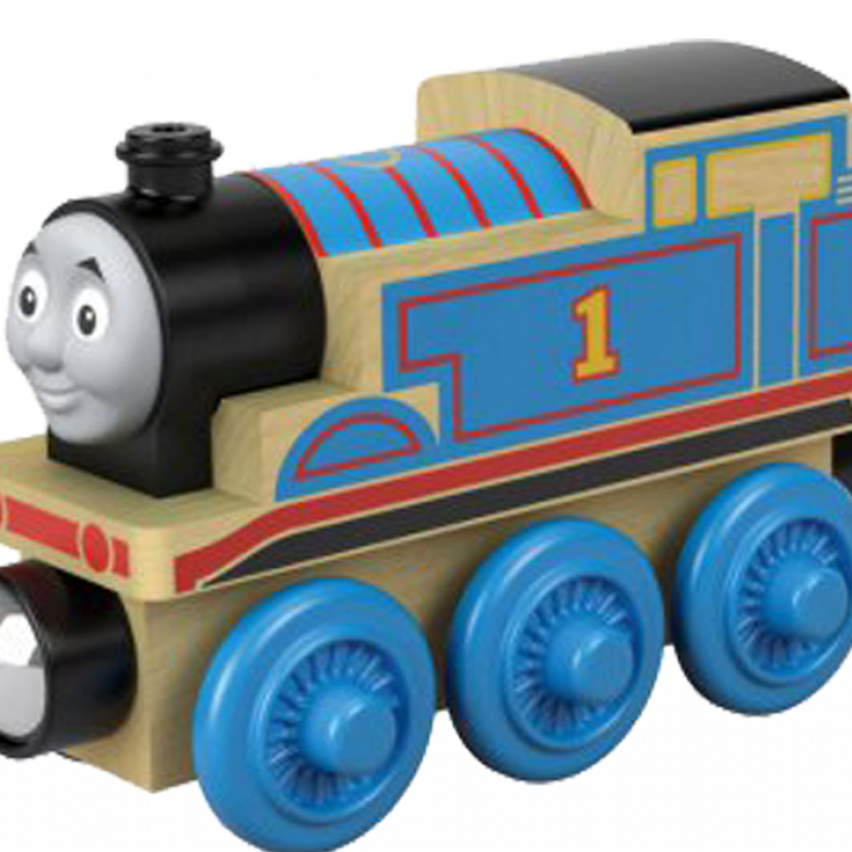 Thomas - The Tank Engine Wooden Railway Train