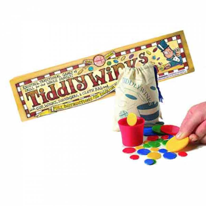 Tiddlywinks Classic Game