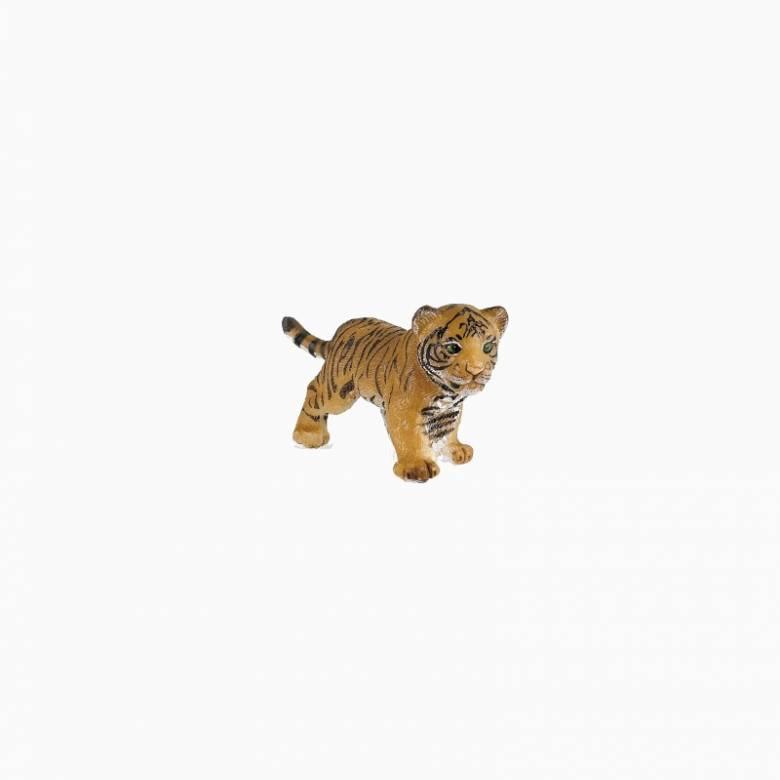 Tiger Cub - Papo Wild Animal Figure